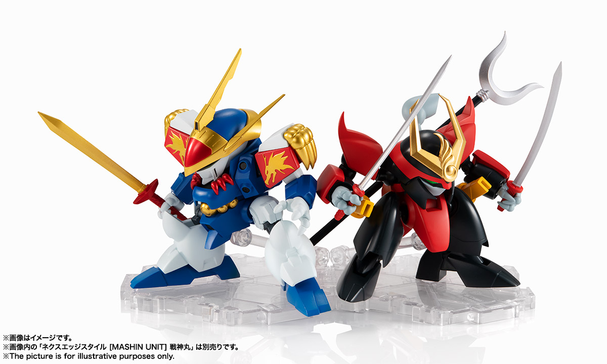NXEDGE STYLE [MASHIN UNIT] 『龍神丸』魔神英雄伝ワタル 可動フィギュア-008