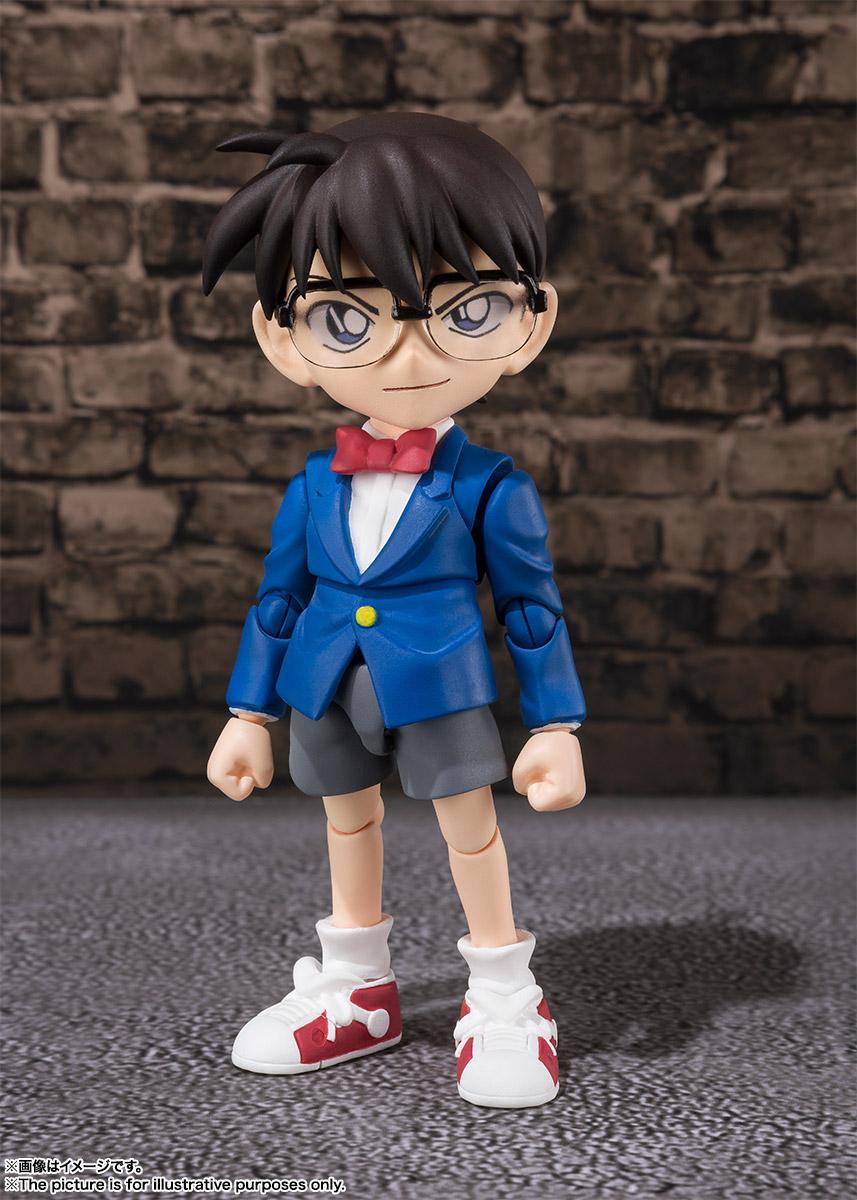 S.H.フィギュアーツ『江戸川コナン』名探偵コナン 可動フィギュア-001