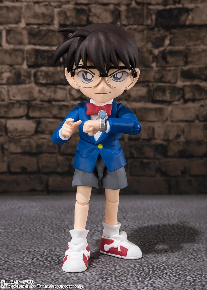 S.H.フィギュアーツ『江戸川コナン』名探偵コナン 可動フィギュア-004