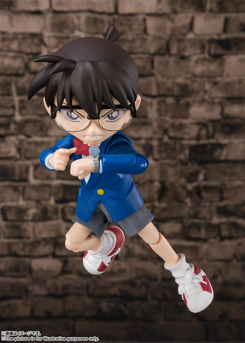 S.H.フィギュアーツ『江戸川コナン』名探偵コナン 可動フィギュア-008