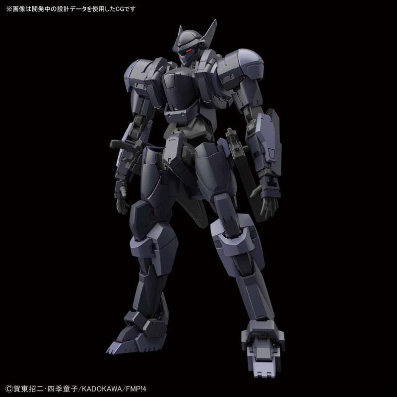 HG 1/60『M9D ファルケ』フルメタル・パニック!IV プラモデル-002