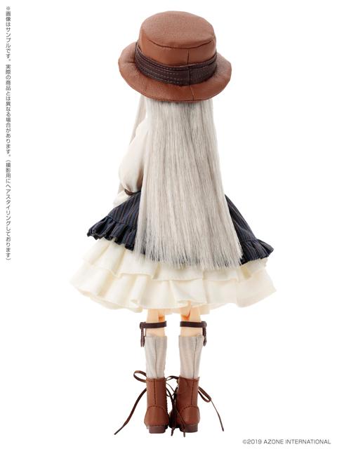 Alvastaria(アルヴァスタリア)『メリル ~旅立ちの日Ⅱ~』ピュアニーモ 1/6 完成品ドール-003