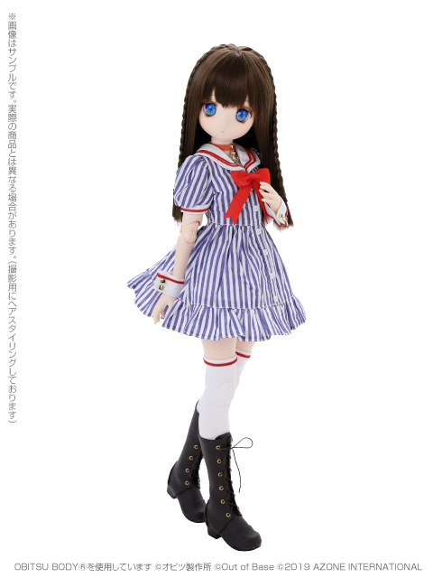 Iris Collect petit『こはる/With happiness』1/3 完成品ドール-003
