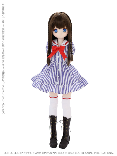 Iris Collect petit『こはる/With happiness』1/3 完成品ドール-004