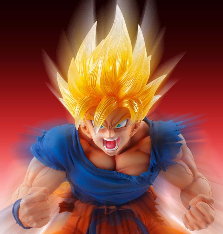 【再販】超像Artコレクション『スーパーサイヤ人 孫悟空 Ver.2』ドラゴンボール 完成品フィギュア-005
