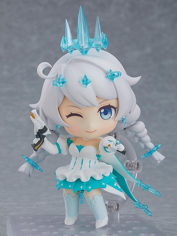 【限定販売】ねんどろいど『キアナ 冬のお姫様Ver.』崩壊3rd 可動フィギュア-001