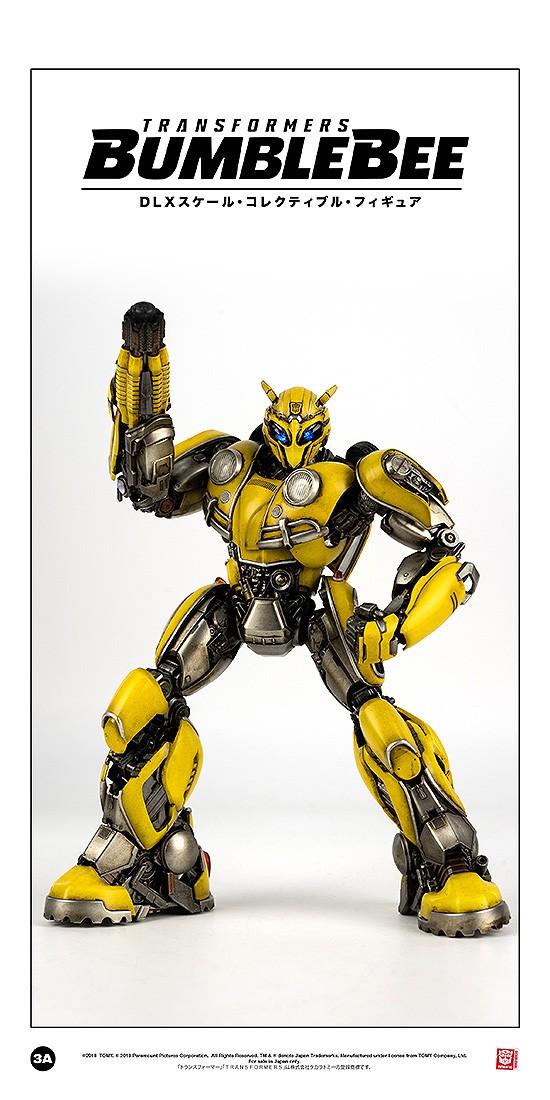 バンブルビー『DLXスケール・バンブルビー(DLX SCALE BUMBLEBEE)』トランスフォーマー 可動フィギュア-003