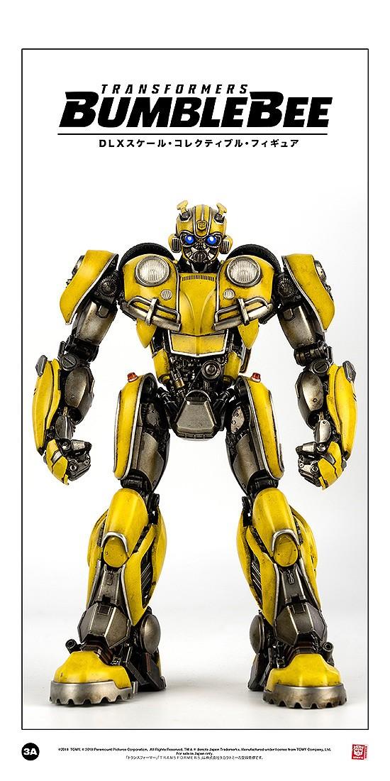 バンブルビー『DLXスケール・バンブルビー(DLX SCALE BUMBLEBEE)』トランスフォーマー 可動フィギュア-004