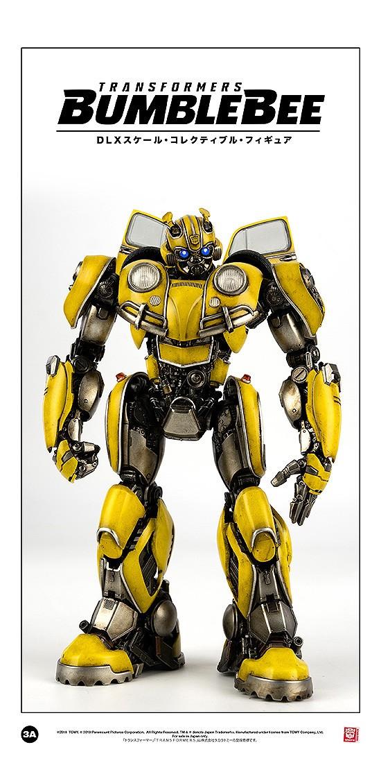 バンブルビー『DLXスケール・バンブルビー(DLX SCALE BUMBLEBEE)』トランスフォーマー 可動フィギュア-005