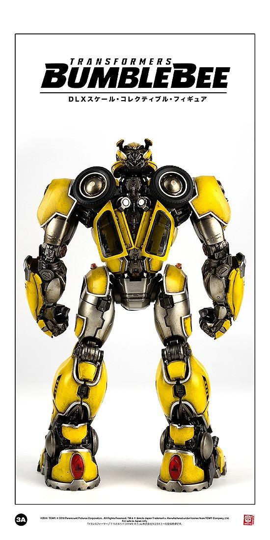 バンブルビー『DLXスケール・バンブルビー(DLX SCALE BUMBLEBEE)』トランスフォーマー 可動フィギュア-006