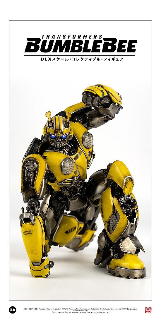 バンブルビー『DLXスケール・バンブルビー(DLX SCALE BUMBLEBEE)』トランスフォーマー 可動フィギュア-007