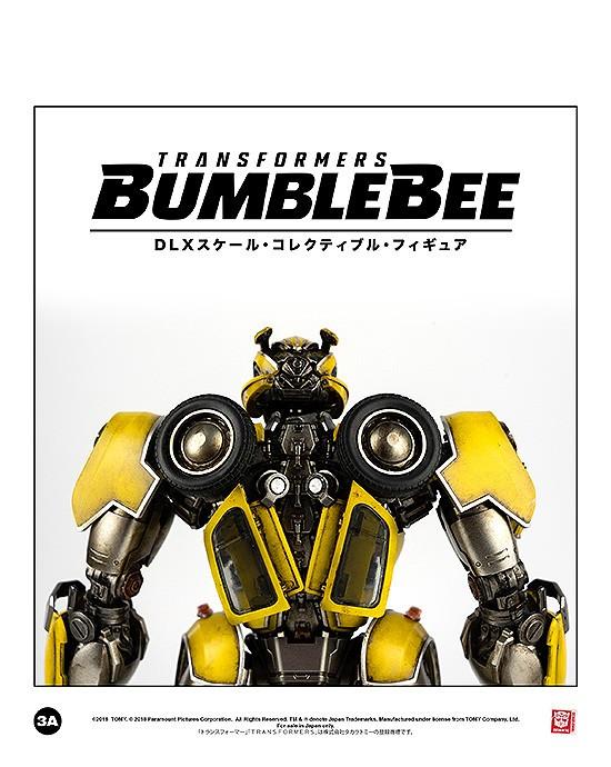 バンブルビー『DLXスケール・バンブルビー(DLX SCALE BUMBLEBEE)』トランスフォーマー 可動フィギュア-008