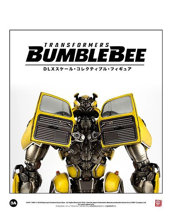 バンブルビー『DLXスケール・バンブルビー(DLX SCALE BUMBLEBEE)』トランスフォーマー 可動フィギュア-009