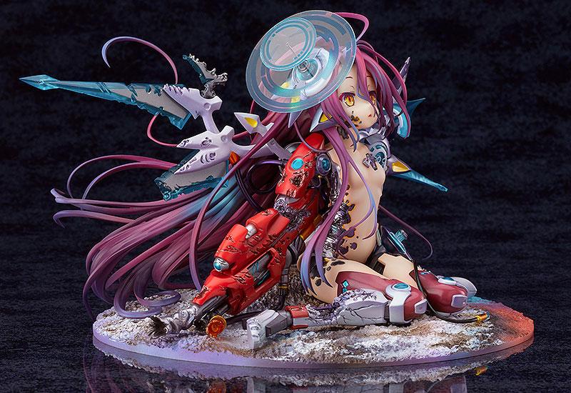 ノーゲーム・ノーライフ ゼロ『シュヴィ』1/8 完成品フィギュア-004