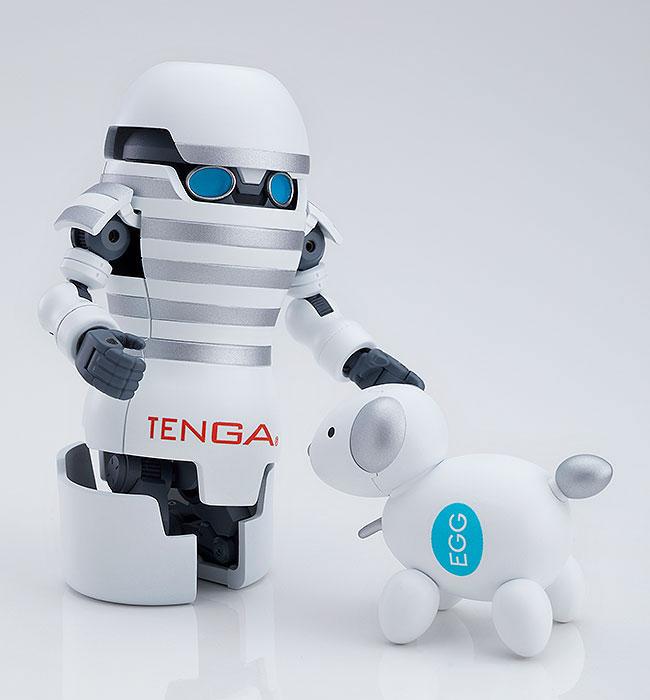 【初回限定】TENGA☆ロボ『TENGAロボ HARD&SOFT スペシャルセット』テンガ 可変可動フィギュア-002