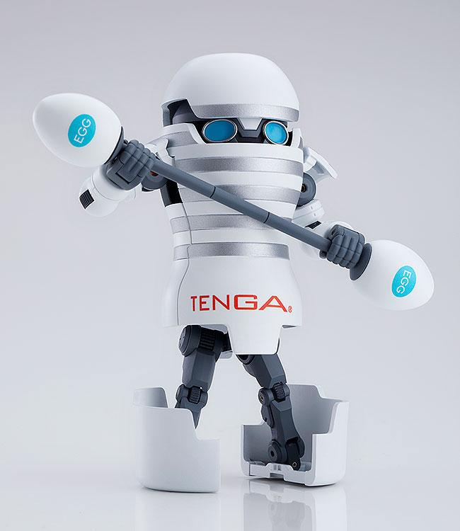 【初回限定】TENGA☆ロボ『TENGAロボ HARD&SOFT スペシャルセット』テンガ 可変可動フィギュア-014
