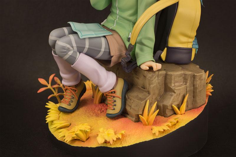 ヤマノススメ サードシーズン『あおい(Autumn Hike)』1/7 完成品フィギュア-007