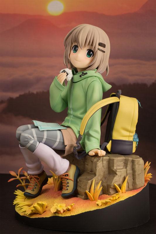 ヤマノススメ サードシーズン『あおい(Autumn Hike)』1/7 完成品フィギュア-008