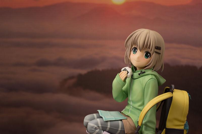ヤマノススメ サードシーズン『あおい(Autumn Hike)』1/7 完成品フィギュア-009