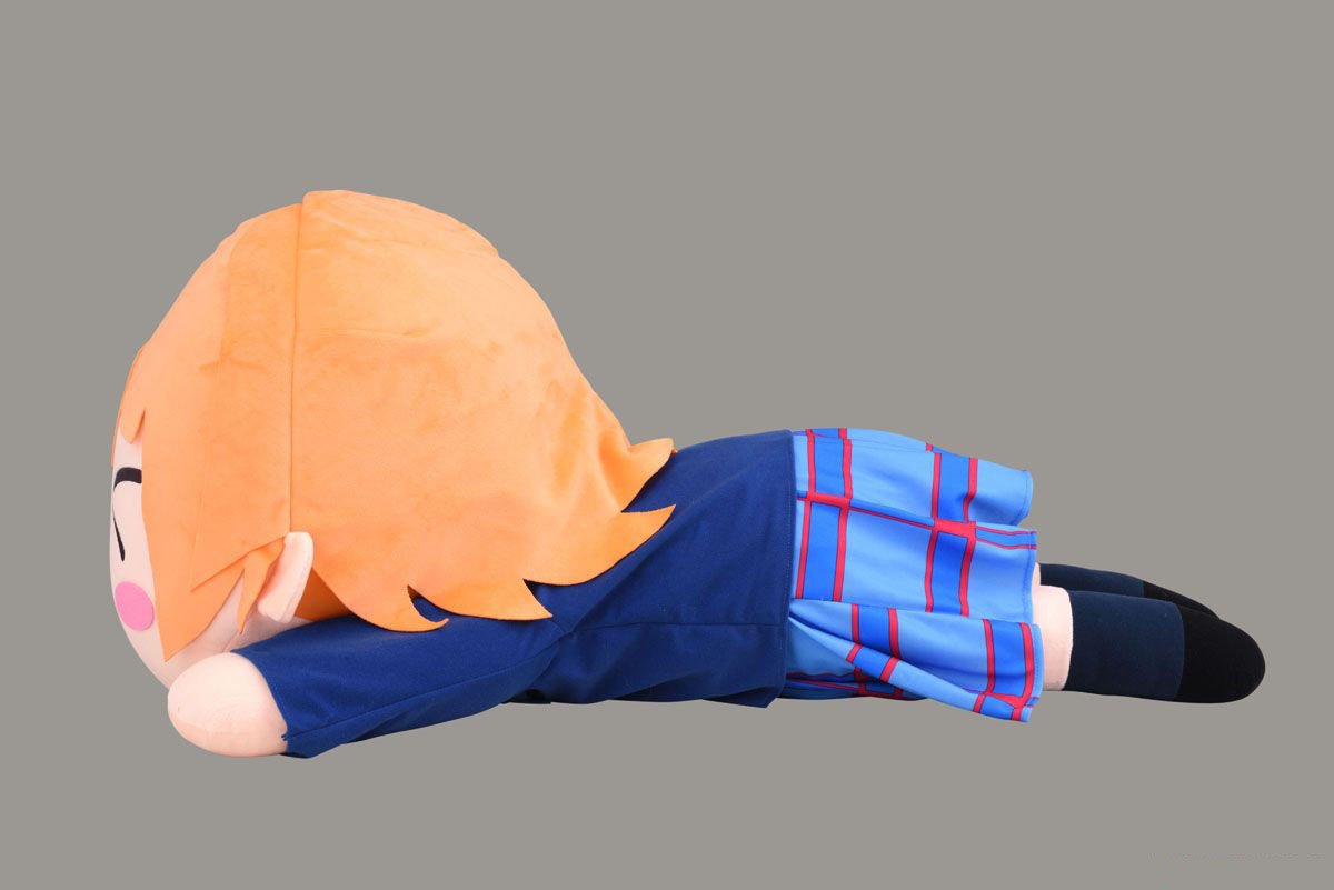 ラブライブ!『星空凛』テラジャンボ寝そべりぬいぐるみ-002