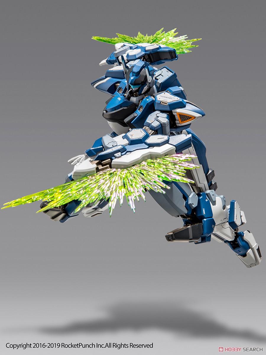 HARDCORE MECHA『サンダーボルト』可動フィギュア-008