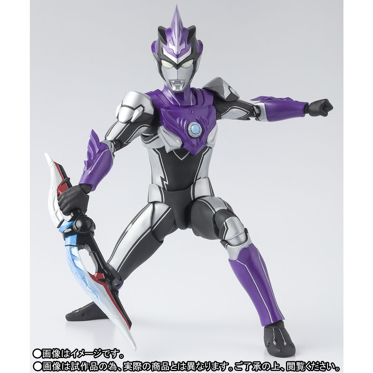 S.H.フィギュアーツ『ウルトラマンブル ウインド ウルトラマンR/B』可動フィギュア-006
