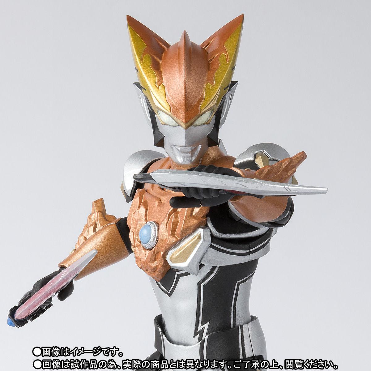 S.H.フィギュアーツ『ウルトラマンロッソ グランド』ウルトラマンR/B 可動フィギュア-001