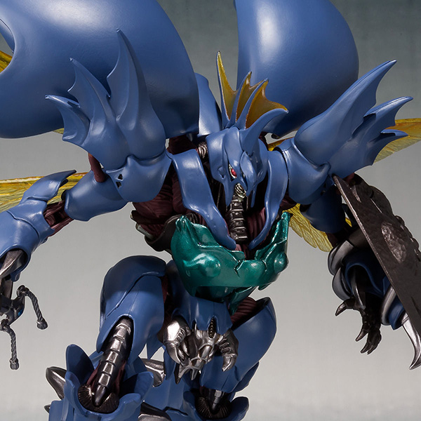 ROBOT魂〈SIDE AB〉『ギトール』聖戦士ダンバイン 可動フィギュア 可動フィギュア