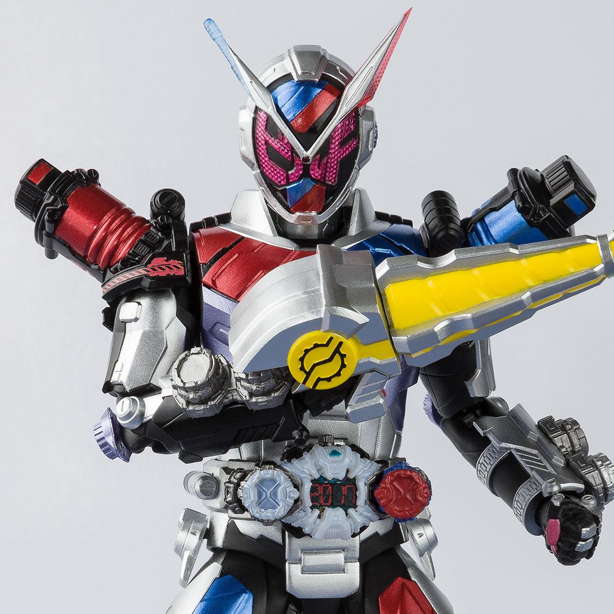 S.H.フィギュアーツ『ビルドアーマー』仮面ライダージオウ 可動フィギュア-001