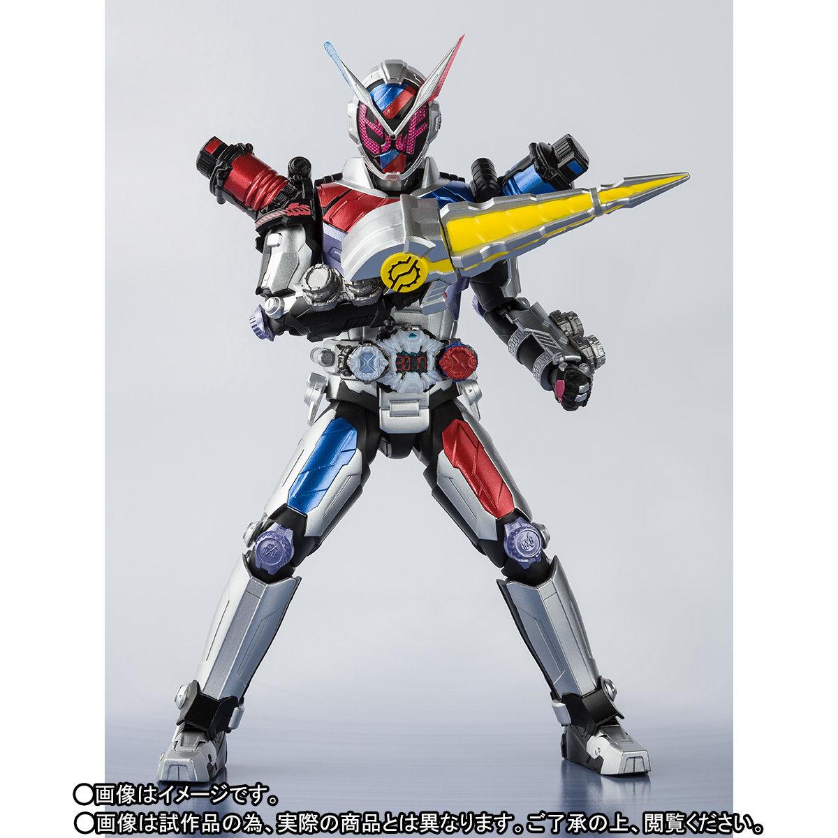 S.H.フィギュアーツ『ビルドアーマー』仮面ライダージオウ 可動フィギュア-002