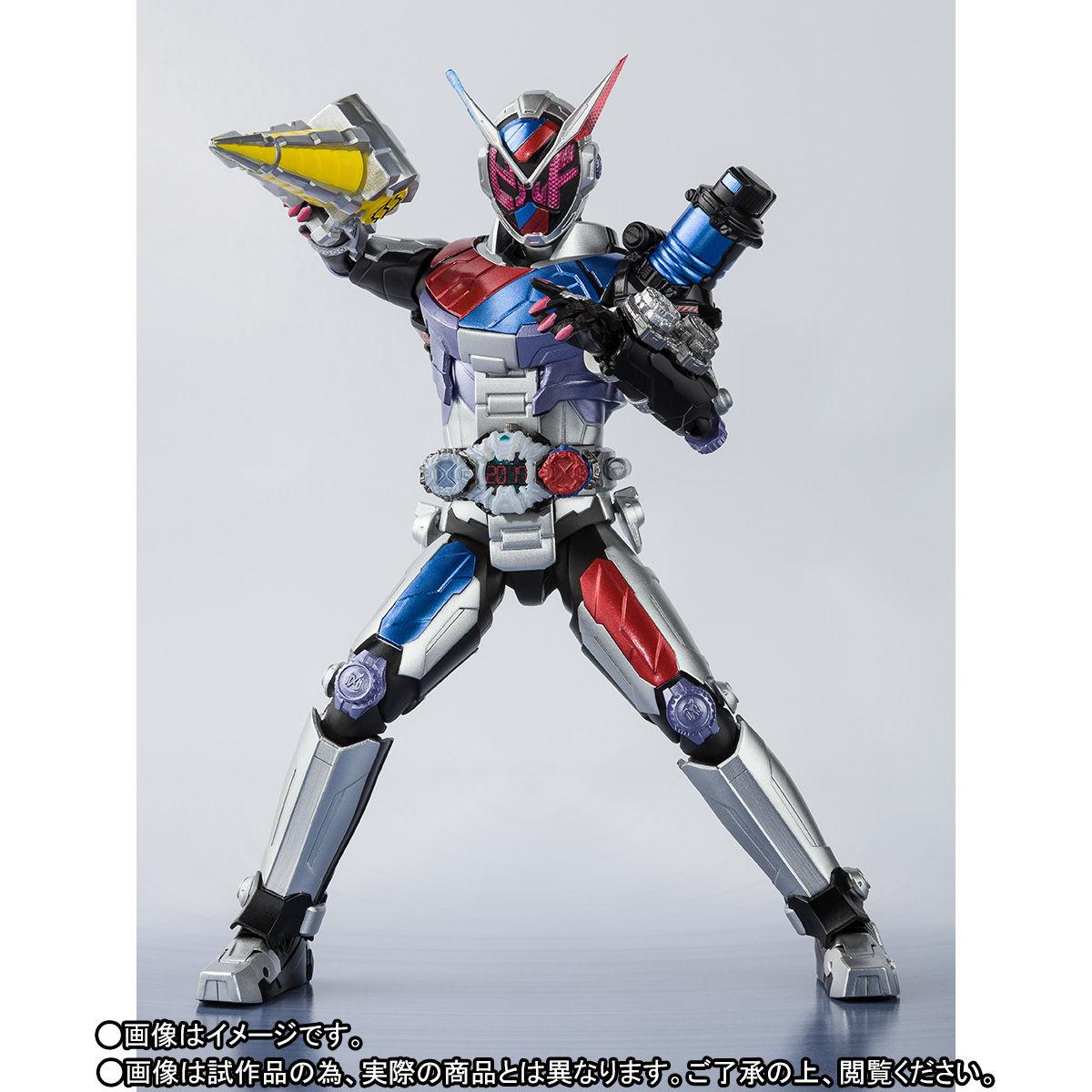 S.H.フィギュアーツ『ビルドアーマー』仮面ライダージオウ 可動フィギュア-003