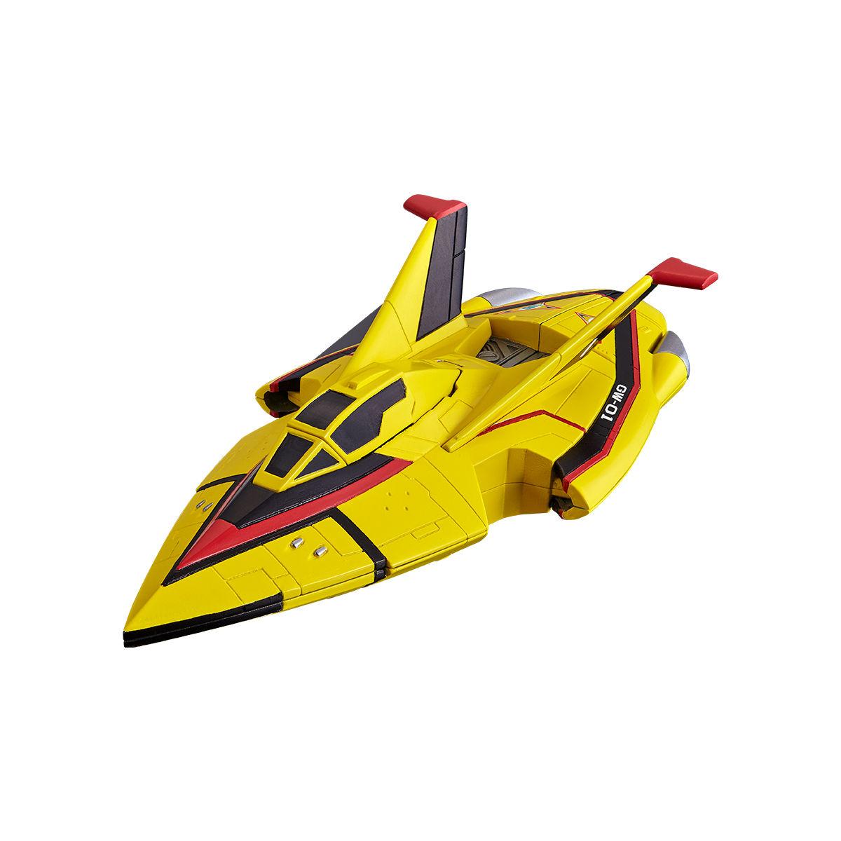 ウルトラリバイブ『ガッツウイング1号』ウルトラマンティガ 完成品モデル-005