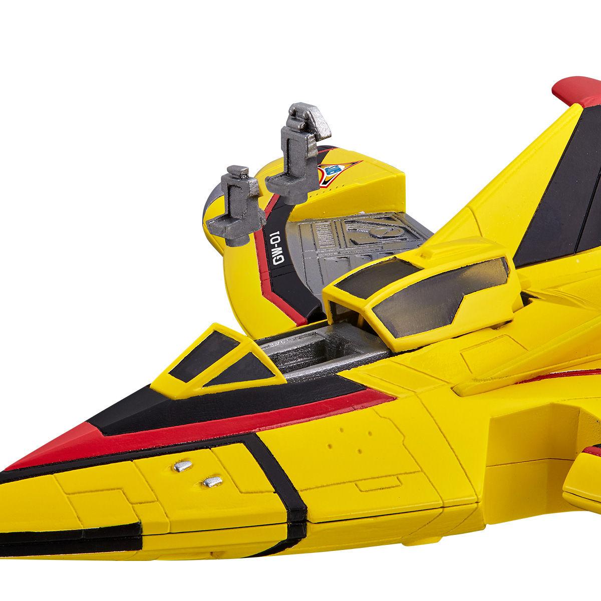 ウルトラリバイブ『ガッツウイング1号』ウルトラマンティガ 完成品モデル-009