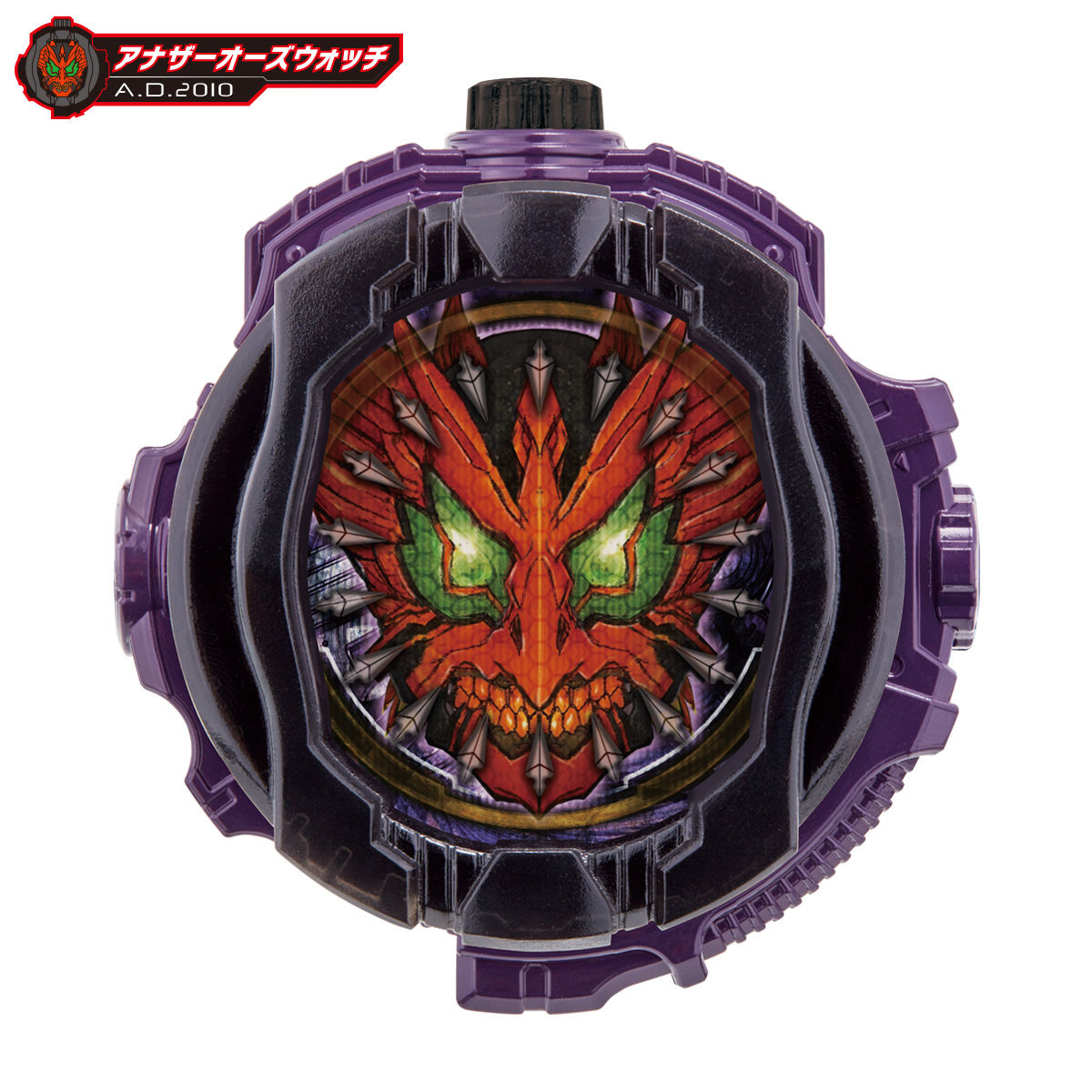 仮面ライダージオウ『DXアナザーウォッチセットVOL.2』変身なりきり-004