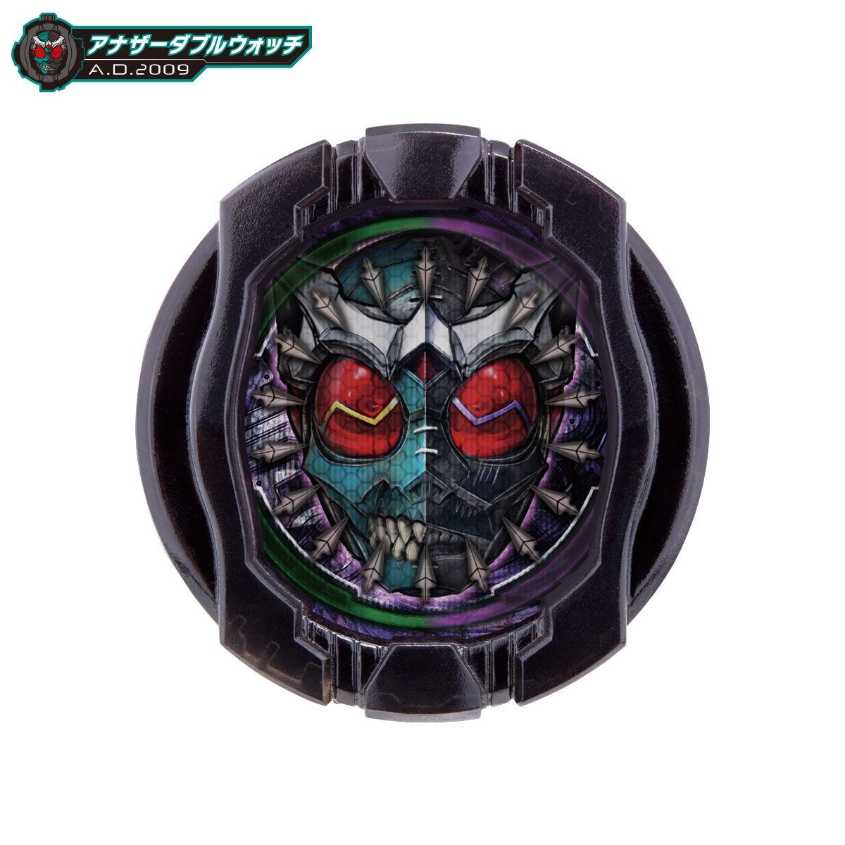 仮面ライダージオウ『DXアナザーウォッチセットVOL.2』変身なりきり-008