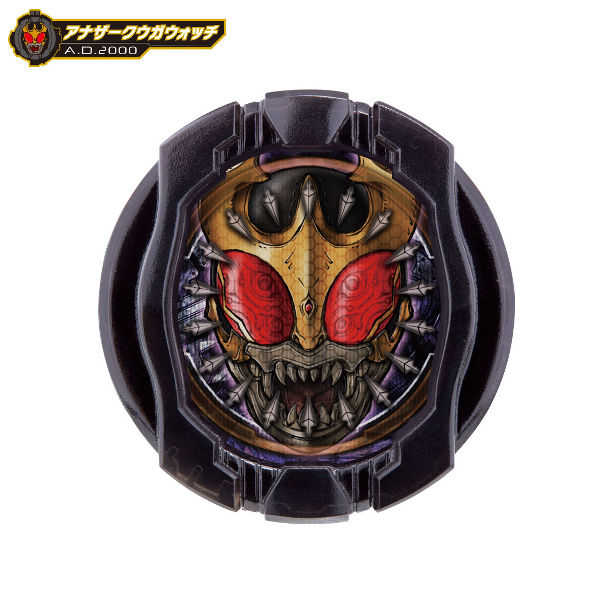 仮面ライダージオウ『DXアナザーウォッチセットVOL.2』変身なりきり-009