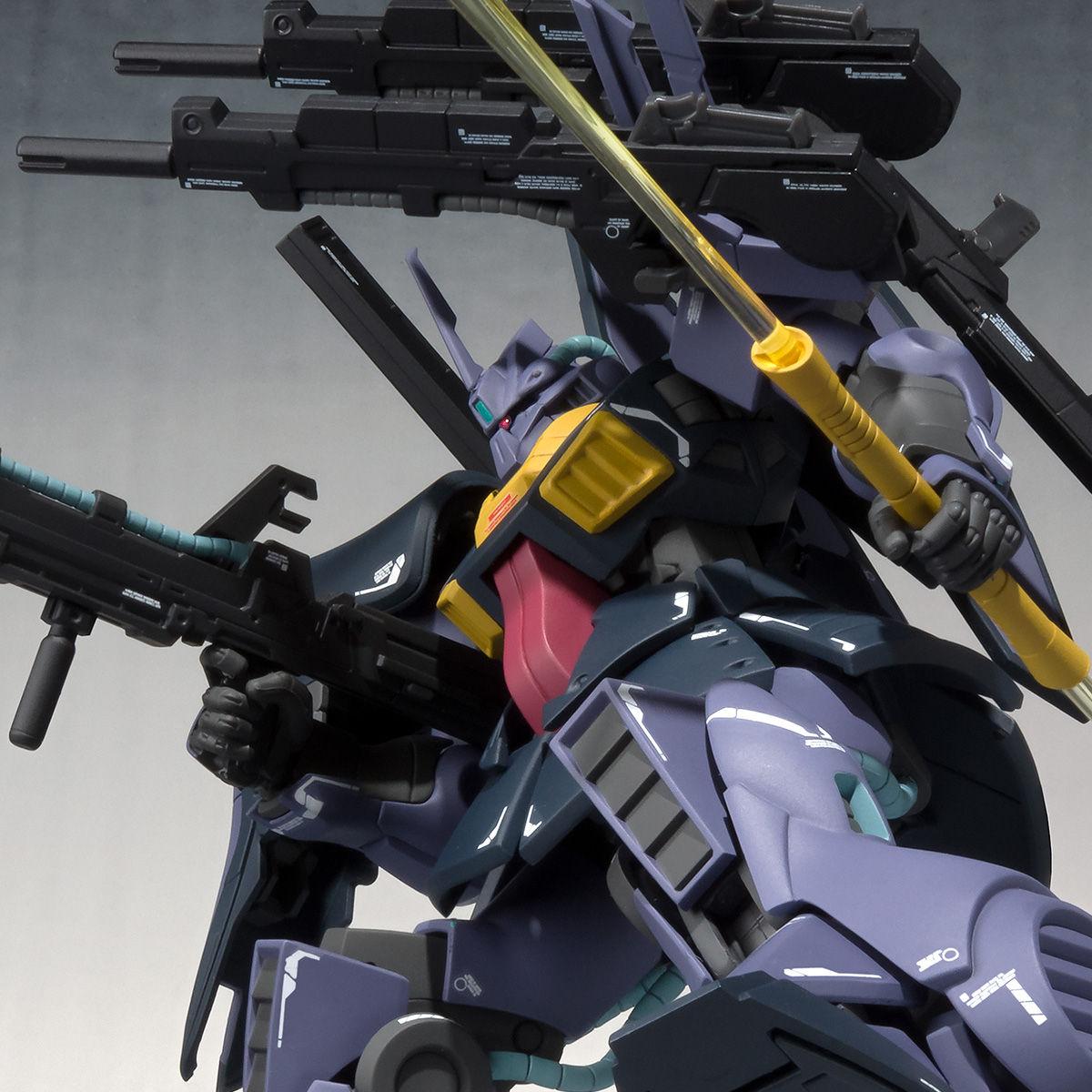 ROBOT魂(Ka signature)〈SIDE MS〉『ディジェ(ナラティブVer.)』機動戦士ガンダムNT 可動フィギュア-001