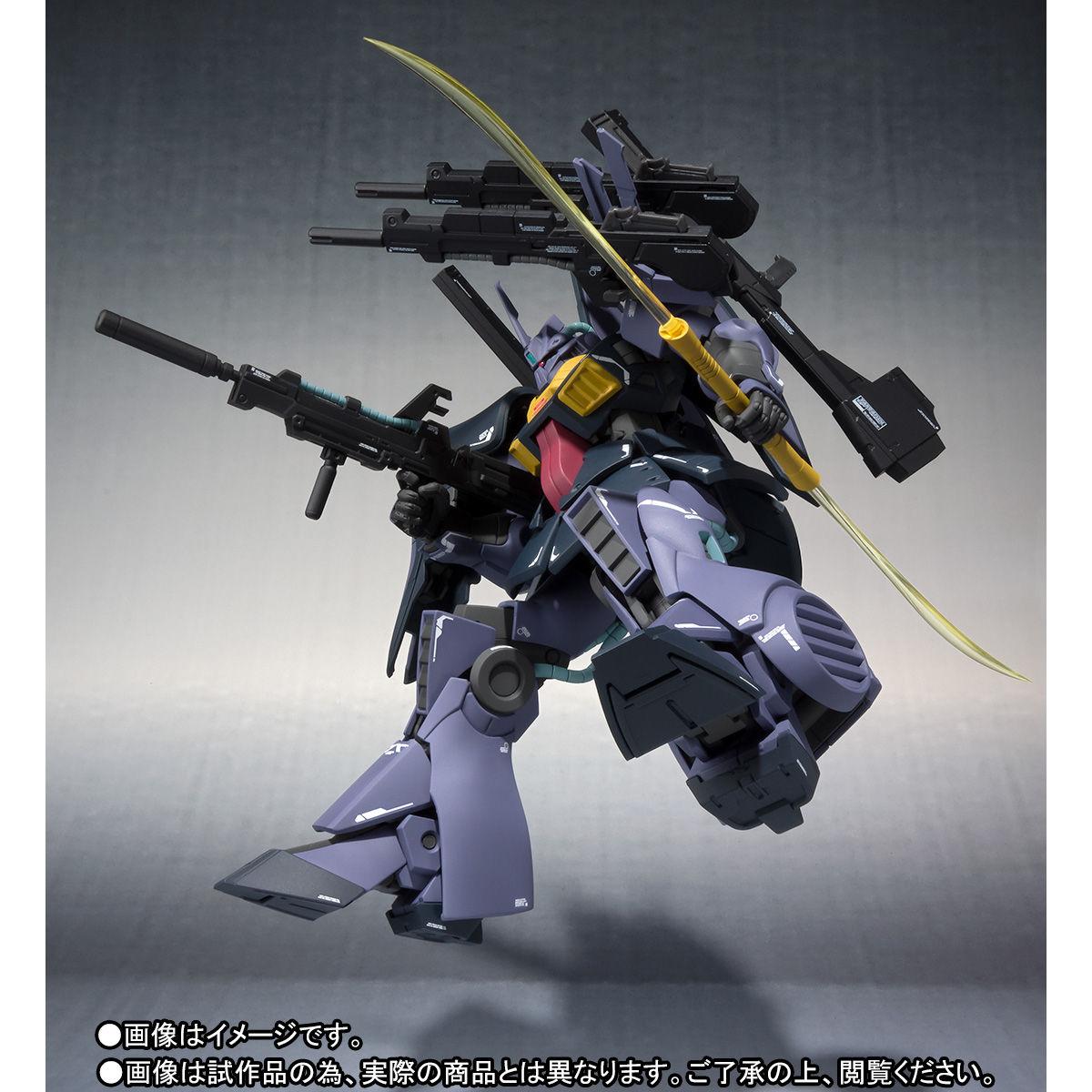 ROBOT魂(Ka signature)〈SIDE MS〉『ディジェ(ナラティブVer.)』機動戦士ガンダムNT 可動フィギュア-002