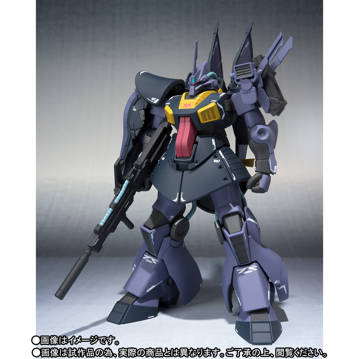 ROBOT魂(Ka signature)〈SIDE MS〉『ディジェ(ナラティブVer.)』機動戦士ガンダムNT 可動フィギュア-003