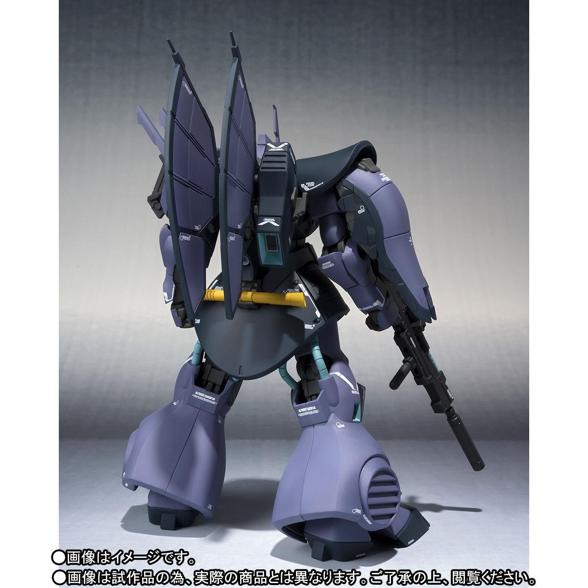 ROBOT魂(Ka signature)〈SIDE MS〉『ディジェ(ナラティブVer.)』機動戦士ガンダムNT 可動フィギュア-004