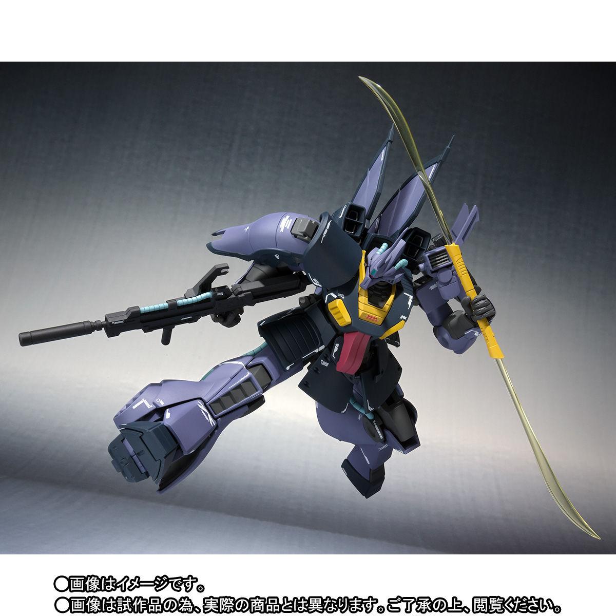 ROBOT魂(Ka signature)〈SIDE MS〉『ディジェ(ナラティブVer.)』機動戦士ガンダムNT 可動フィギュア-005
