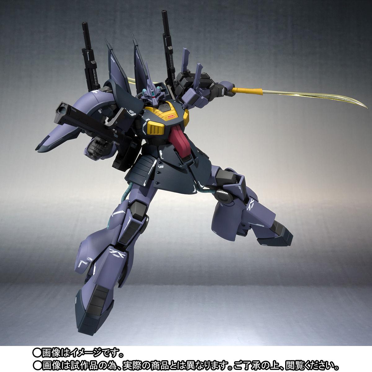 ROBOT魂(Ka signature)〈SIDE MS〉『ディジェ(ナラティブVer.)』機動戦士ガンダムNT 可動フィギュア-006