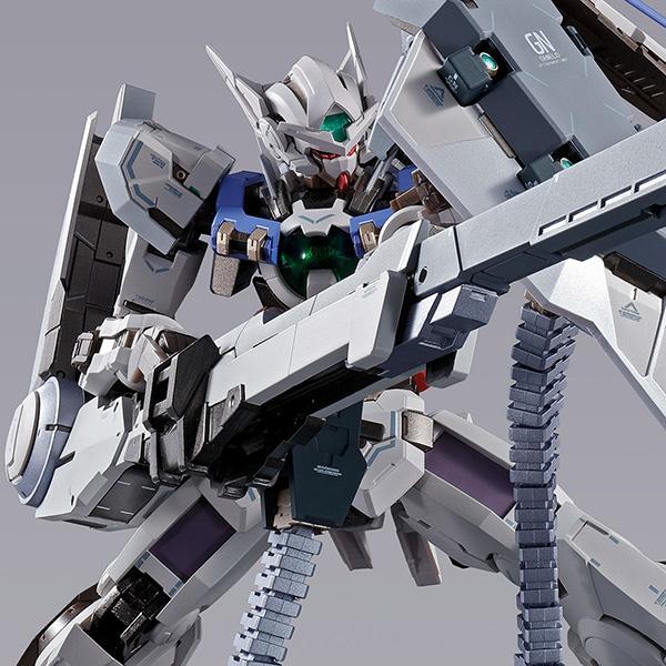 METAL BUILD『ガンダムアストレア+プロトGNハイメガランチャー』機動戦士ガンダム00P 可動フィギュア
