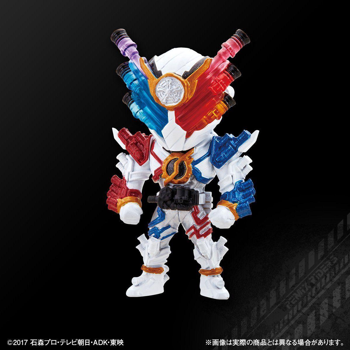 仮面ライダービルド『REMIX RIDERS PB02』ガシャポン-001