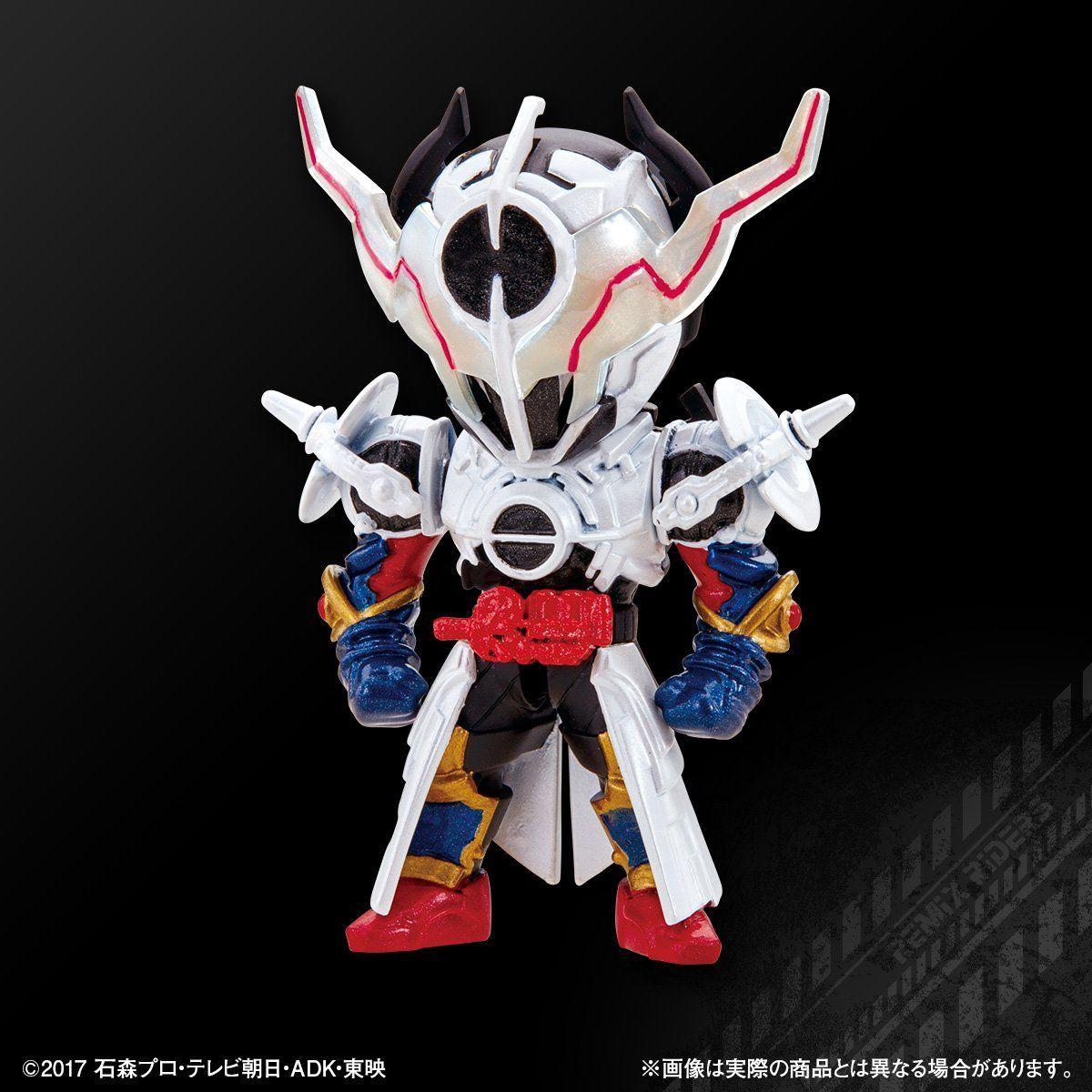 仮面ライダービルド『REMIX RIDERS PB02』ガシャポン-005