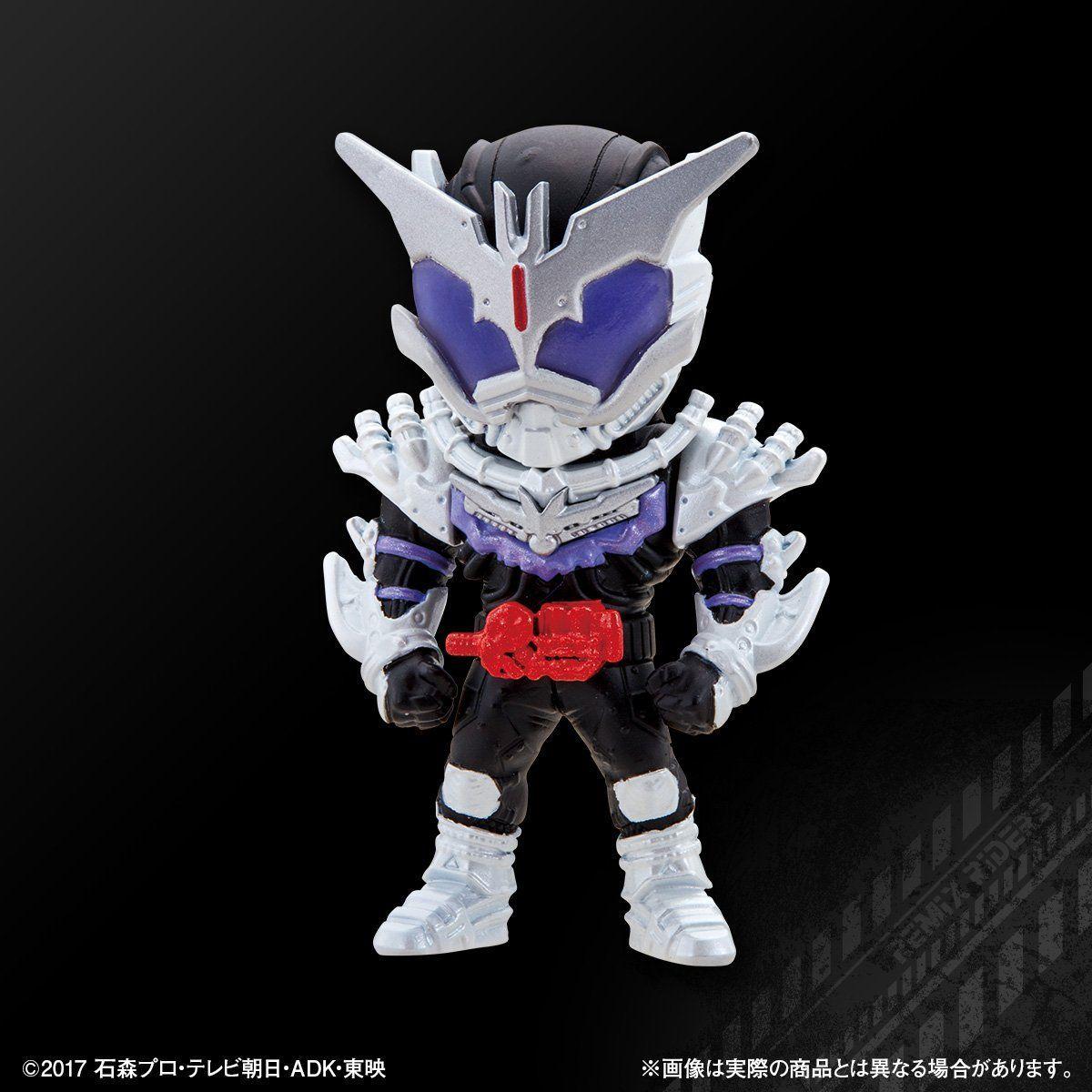 仮面ライダービルド『REMIX RIDERS PB02』ガシャポン-006