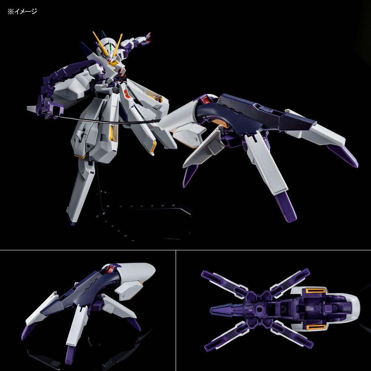 【再販】HGUC 1/144『ガンダムTR-6[ウーンドウォート]』プラモデル-006