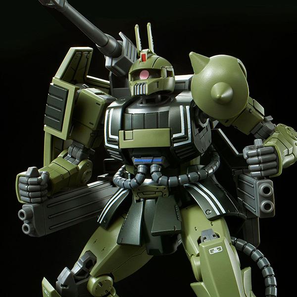 HG 1/144『ザク・キャノン』機動戦士ガンダム THE ORIGIN MSD プラモデル