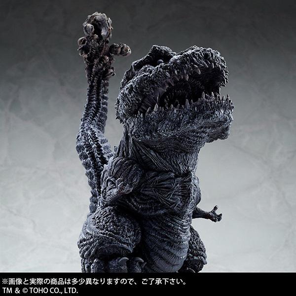 デフォリアル『ゴジラ(2016)覚醒発光Ver.』完成品フィギュア