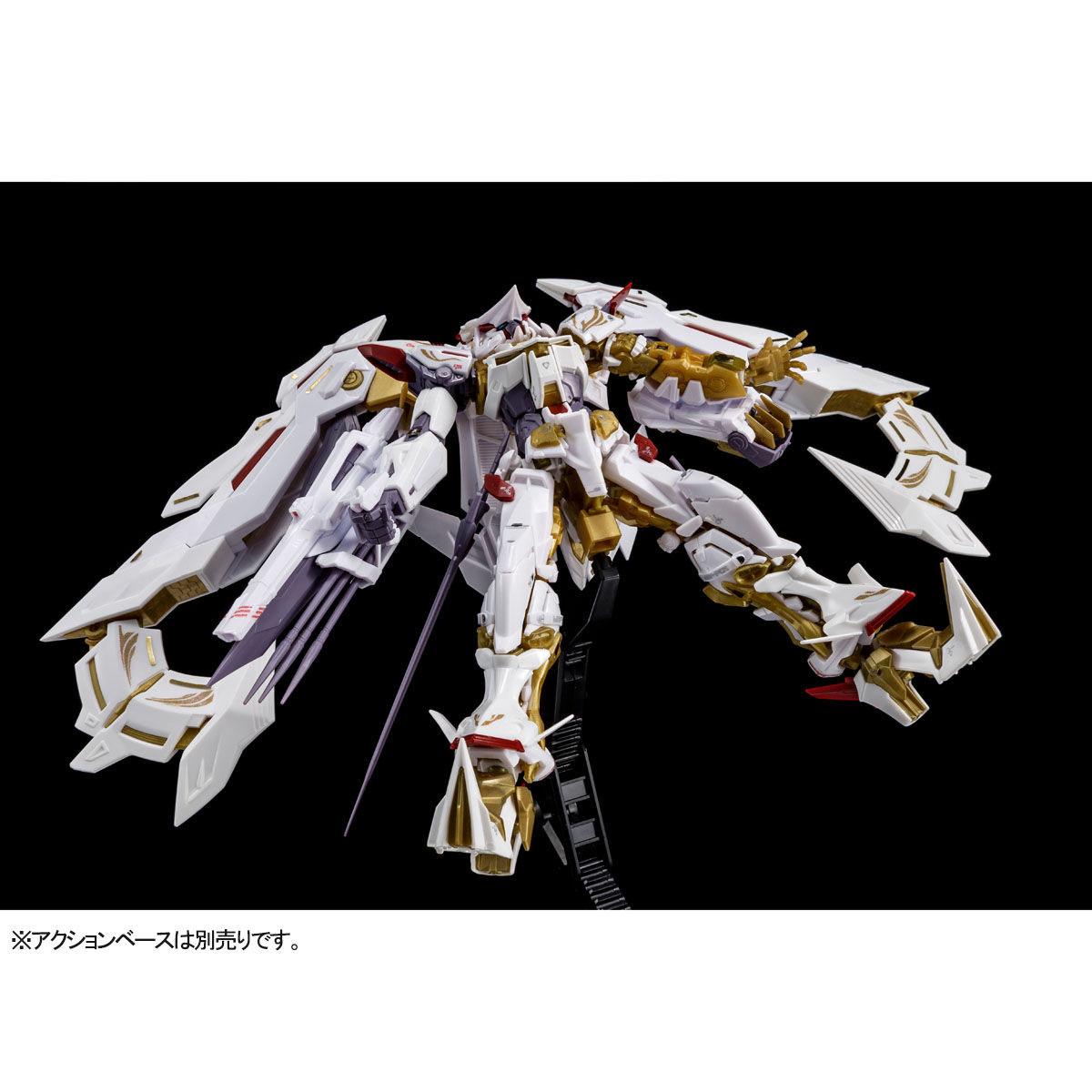 RG 1/144『ガンダムアストレイ ゴールドフレーム天(アマツ)ハナ』ガンダムSEED プラモデル-006